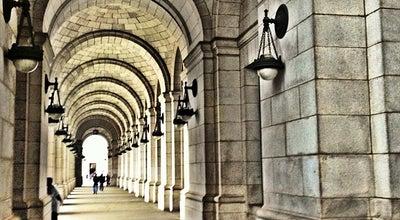 Photo of Train Station Union Station at 50 Massachusetts Ave Ne, Washington, DC 20002, United States