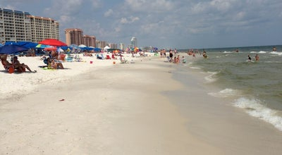 Photo of Beach Gulf of Mexico at Orange Beach, AL 36561, United States