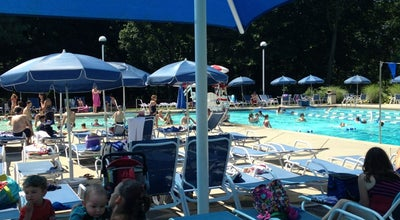Photo of Pool JCC Outdoor Pool at 333 Nahanton St, Newton, MA 02459, United States