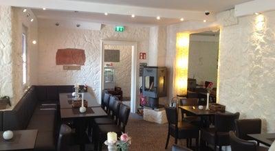 Photo of Mediterranean Restaurant Pappelhaus at Steinern Str. 2, Wiesbaden, Landeshauptstadt 55252, Germany