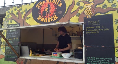 Photo of Food Truck The Troll's Pantry at Circus Street, Brighton BN2 9QF, United Kingdom