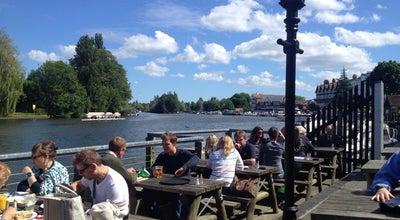 Photo of Gastropub The Angel On The Bridge at Thameside, Henley On Thames RG9 1BH, United Kingdom