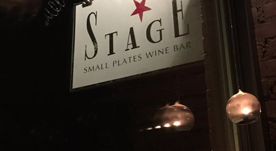 Photo of Wine Bar Stage Wine Bar at 1307 Gladstone Ave, Victoria, BC V8R 1R9, Canada