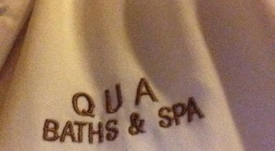 Photo of Spa Qua Baths & Spa at 3570 Las Vegas Blvd S, Las Vegas, NV 89109, United States