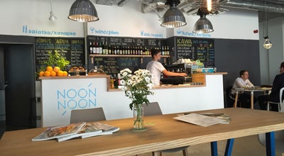 Photo of Restaurant Noon/noon at Panska 98, Warsaw, Poland