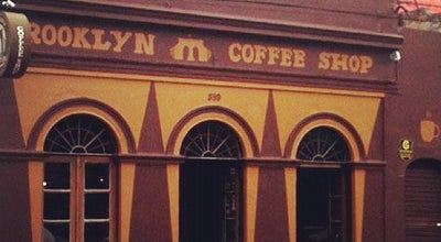 Photo of Coffee Shop Brooklyn Coffee Shop at R. Trajano Reis, 389, Curitiba 80510-220, Brazil