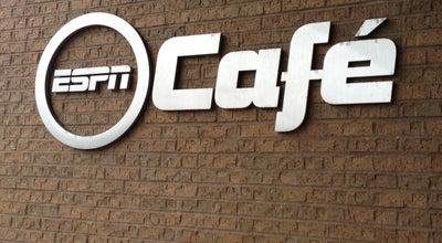 Photo of Cafeteria ESPN Café at 1 Espn Dr, Bristol, CT 06010, United States