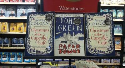 Photo of Bookstore Waterstones at Greenhithe DA9 9SE, United Kingdom