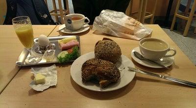 Photo of Bakery Höflinger - Der Münchner Bäcker at Bayerstr. 10a, München 80335, Germany