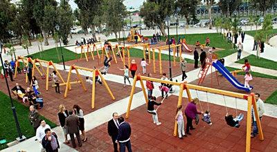 Photo of Playground Παιδική Χαρά Αγίας Σκέπης (Πρότυπος Παιδότοπος και για ΑμεΑ) at Λεωφ. Πoσειδώνος, Παλαιό Φάληρο 175 61, Greece