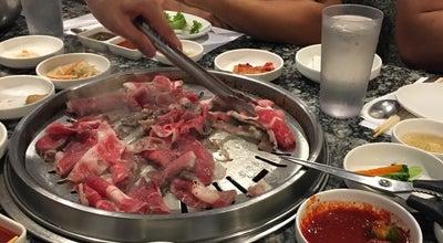 Photo of Korean Restaurant bbq night at 12545 Carson St, Hawaiian Gardens, CA 90716, United States