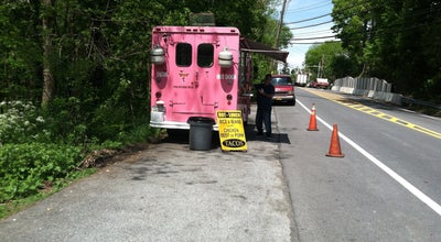 Photo of Taco Place Pink Panther Truck at Hastings-on-Hudson, NY, United States