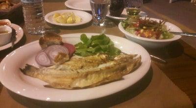 Photo of Mediterranean Restaurant Balıkçı Yusuf'un Yeri at Ucuz Halk Pazarı Balık Hali, Antalya 07400, Turkey