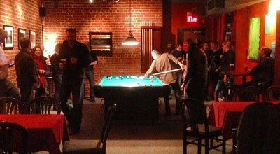 Photo of Pool Hall The Charlotte Room at 19 Charlotte St., Toronto, ON M5V 2H5, Canada