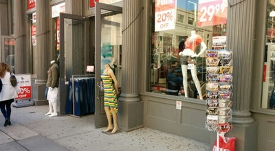 Photo of Clothing Store OMG Jean Store at 408 Broadway, New York, NY 10013, United States