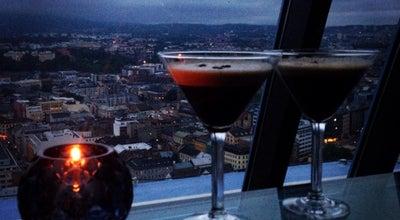 Photo of Hotel Bar 34 SkyBar at Radisson Blu Plaza Hotel, Oslo 0134, Norway