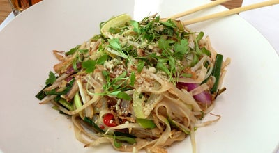 Photo of Asian Restaurant Wagamama at Dining Level, West Quay Shopping Centre, Southampton SO14 1QE, United Kingdom