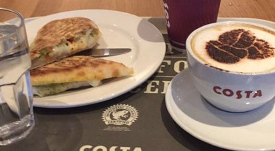 Photo of Coffee Shop Costa Coffee at Queens Retail Park, Stafford, United Kingdom