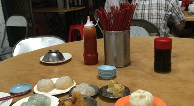 Photo of Chinese Restaurant Aik Hoe Restoran (益和茶室) at 6 Lebuh Carnarvon, George Town 10100, Malaysia