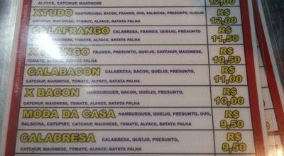 Photo of Diner Paraíba Lanches at Pça. Manoel De Vasconcellos, Sumaré 13170-025, Brazil