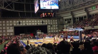 Photo of Basketball Court CNAアリーナ☆あきた (秋田市立体育館) at 八橋本町6-12-20, 秋田市 010-0973, Japan