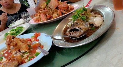 Photo of Chinese Restaurant Restaurant New Hong Kong at Fajar, Lahad Datu, Malaysia