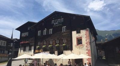 Photo of Swiss Restaurant Restaurant St. Georg at Ernen, Switzerland
