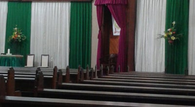 Photo of Church Gereja Katedral Kristus Raja Kupang at Jl. Soekarno No. 1, Kupang, Nusa Tenggara Timur, Indonesia