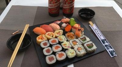 Photo of Sushi Restaurant Mizüshi at C. José Luis Luque , 8, Seville 41003, Spain