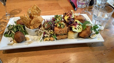 Photo of Vegetarian / Vegan Restaurant Terre à Terre at 71 East St., Brighton BN1 1HQ, United Kingdom