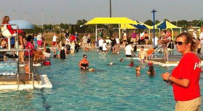 Photo of Water Park Prairie Ridge Aquatic Center at 1220 Nw Prairie Ridge Drive, Ankeny, IA 50023, United States