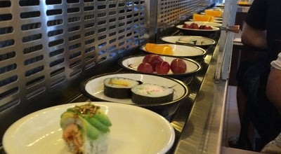 Photo of Japanese Restaurant King Running Sushi & Wok at Stations Centret 4, Roskilde 4000, Denmark
