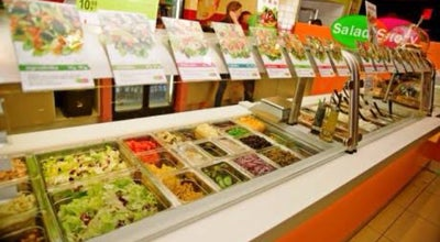 Photo of Salad Place Salad Story at Home Work, Thailand