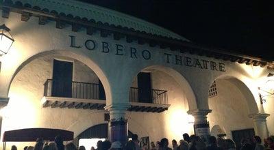 Photo of Theater Lobero Theatre at 33 E Canon Perdido St, Santa Barbara, CA 93101, United States