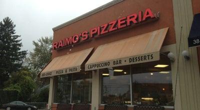 Photo of Pizza Place Raimo's Pizzeria at 380 Woodbury Rd, Hicksville, NY 11801, United States