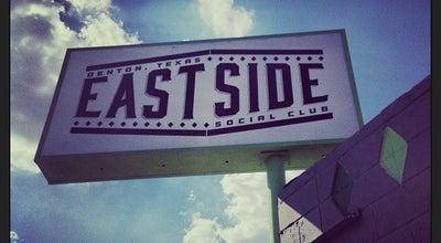 Photo of Nightlife Spot East Side Denton at 117 E Oak St, Denton, TX 76201, United States