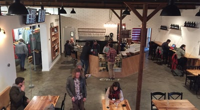 Photo of Coffee Shop Puritan Brew Co. at 205 W Dickson St, Fayetteville, AR 72701, United States
