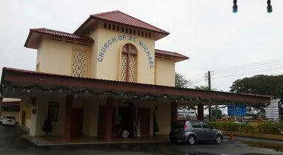 Photo of Church St Micheal Catholic Church at Malaysia