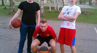 Photo of Basketball Court R5VSK basketbola laukums at Latvia