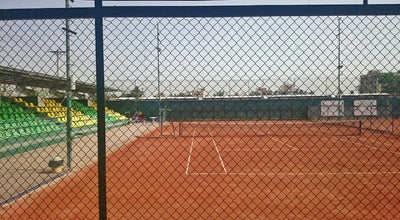 Photo of Tennis Court Bist-o Do Bahman Tennis Court | باشگاه تنیس 22 بهمن at Daneshgah Blvd., Isfahan, Iran