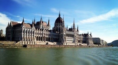 Photo of Harbor / Marina Parlament Móló at Budapest, Hungary
