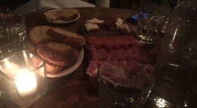 Photo of Italian Restaurant Suprema Provisions at 305 Bleecker St, New York, NY 10014, United States
