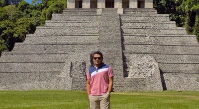 Photo of Historic Site Zona Arqueológica de Palenque at Palenque, Mexico