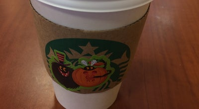 Photo of Coffee Shop Starbucks @ Target at 1700 Garth Brooks Blvd, Yukon, OK 73099, United States