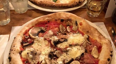 Photo of Pizza Place Paesano Pizza at 94 Miller Street, Glasgow G1 1DT, United Kingdom