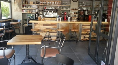 Photo of Cafe Hug in a Mug at Χρυσοστόμου Σμύρνης 22, Aigaleo 122 42, Greece