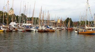 Photo of Harbor / Marina Suomenlinnan vierassatama at Finland