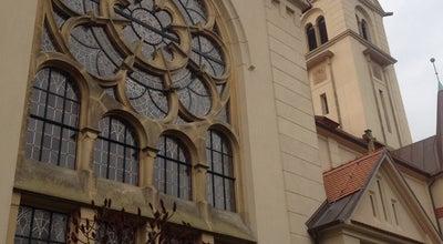 Photo of Church Kostel Svatého Jana Nepomuckého at Boženy Němcové, České Budějovice 7 370 07, Czech Republic