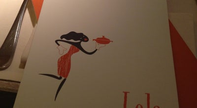 Photo of French Restaurant Lola at Grote Zavel 33 Place Du Grand Sablon, Brussels 1000, Belgium