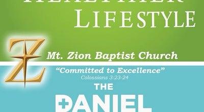 Photo of Church Mt Zion Baptist Church at 120 Roberson St, Kalamazoo, MI 49007, United States